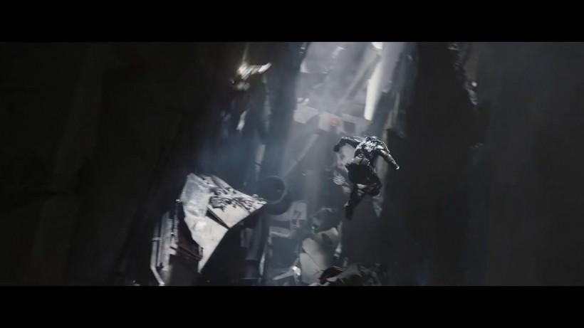 明日战记_古天乐,刘青云主演科幻电影《明日战记》最新预告:机甲血拼外星生物